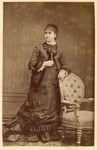 Carol Papp de Szathmary - Tanara femeie
